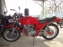 Honda GB250 CLUBMAN 1998 Red